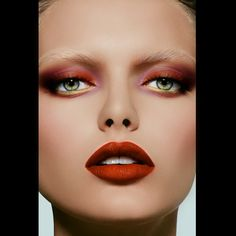 NARS Walkyrie | WALKYRIE LIPS BY NARS by maimouth: After a TAAZ Virtual Makeover