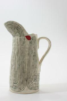 Andrew Ludick, pottery. Kilkenny.