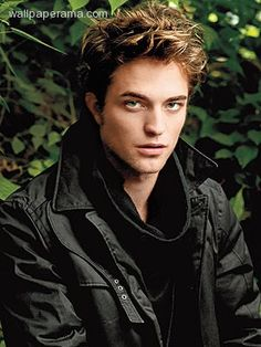 Robert Pattison in Twilight Series and Water for Elephants