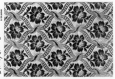 Piece Date: 1760–70 Culture: French Medium: Silk and metal thread Accession Number: 07.62.13