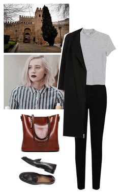 """Noora in Spain"" by asmin ❤ liked on Polyvore featuring EAST, Monki, River Island, Spain, noora and skam"