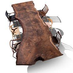 私たちは無垢一枚板専門工房としてのノウハウと設備を活かし、カウンター・テーブル・座卓・什器など加工と木材の提供を行っています。ホテルやオフィス、飲食店のテーブル・カウンター等、ご要望に応じて加工を承ります。 ATELIER MOKUBAの一枚板が出来るまでのストーリーや一枚板のある空間、一枚板に合わせる脚や椅子。アフターメンテナンスまでATELIER MOKUBAについて詳しく理解できるブランドブックを期間限定でプレゼントいたします!お気軽にご応募ください。 強 み 02 仕入れから加工仕上げまで自社一貫体制 最大12メートルまで仕上げや加工もご要望いただけます。 弊社で提供する一枚板は、全て自社で仕入れています。国内はじめアフリカ・北米・南米・ヨーロッパ・アジアなどバイヤーが現地に行き、実際に木材を確認した上で仕入れを行います。丸太ごと仕入れを行っているため、ご要望の大きさにカットし納品できます。工場には最新の木材加工マシンが揃っています。特に木の厚さをまっすぐ均等にする最大12mまで対応できるバーチカルミーリングマシーンは、日本に数台しかないないと言われ...