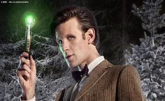 Doctor Who Matt Smith Sonic Screwdriver HD Wallpaper