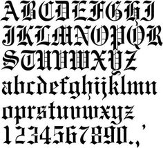 Old English Lettering Tattoo Old English Tattoo Fonts - Tattoo Design Pictures - Tattoo Fantastic Best representation descriptions: Old English Tattoo Letter Fonts Alphabet Related searches: Tattoo Lettering Styles Alphabet,Tattoo Letter. Old Tattoo Font Alphabet Cursif, Fonte Alphabet, Tattoo Fonts Alphabet, Calligraphy Fonts Alphabet, Letter Fonts, Alphabet Style, Typography, Font Styles Alphabet, Gothic Alphabet