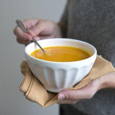 soep van geroosterde groenten met ras el hanout | Njamelicious for Dille & Kamille