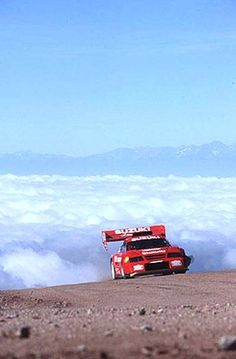 Race To The Clouds, a.k.a: The Pikes Peak Hillclimb