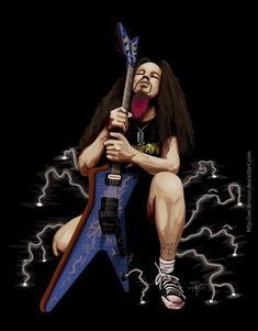 cartoon images of Metal rock bands - Google Search