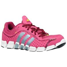 fave so far...adidas Climacool Leap - Women's - Running - Shoes - Intense Pink/Neo Silver/Strong Pink