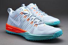 Nike Lunar TR1 - Pure Platinum/White-Bleached Turq