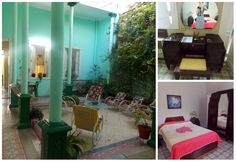 Hospedagem em Cuba - casas particulares Staying at private houses in Cuba