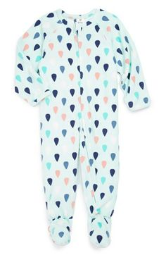Tucker + Tate Print Footie (Baby Girls) available at #Nordstrom