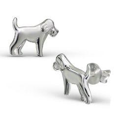 pendientes de perros