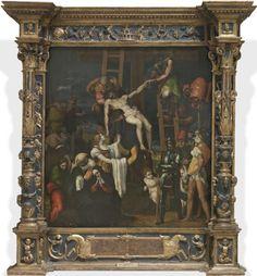 El Descendimiento de la Cruz - Colección - Museo Nacional del Prado