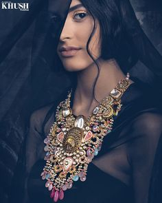 Sandook Gems :: Khush Mag - Asian wedding magazine for every bride and groom planning their Big Day Indian Jewelry Earrings, Indian Wedding Jewelry, Indian Bridal, Bridal Jewelry, Jewelery, Jewelry Photography, Girl Photography Poses, Ethnic Fashion, Indian Fashion