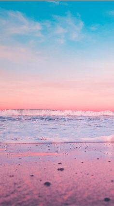 Que ricoo ! 🔥☉🌊 - Great pretty wallpapers Que ricoo ! 🔥☉🌊 - Que ricoo ! 🔥☉🌊 - awesome pretty wallpapers Source by Strand Wallpaper, Sunset Wallpaper, Pastel Wallpaper, Nature Wallpaper, Wallpaper Backgrounds, Aesthetic Iphone Wallpaper, Aesthetic Wallpapers, Pretty Sky, Sky Aesthetic