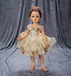 "Very Rare American Portrait Doll ""Deborah Ballerina"" by Madame Alexander 3000/5000 Auctions Online | Proxibid"