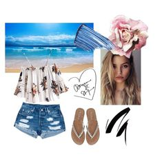 """summer"" by aurorastyle17 on Polyvore featuring M&Co and Sisley"