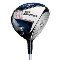 The advanced adjustable hosel on these mens big bertha golf drivers by Callaway allows you to increase or decrease loft in 1 degree increments Golf Wedges, Golfer, Big Bertha, Golf Drivers, Golf Shop, Callaway Golf, Ladies Golf, Golf Tips, Golf Ball