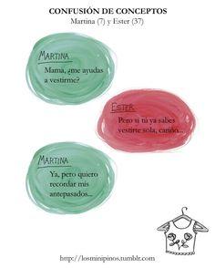#losminipinos #esterytelling #niños #frases #quotes #smile #vestido #antepasados #moda #help #nostalgia #palabras