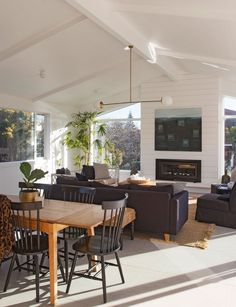 Minimalist White And Natural Wood Finish Kitchen Design  San Endearing Kitchen Designers San Diego Decorating Inspiration