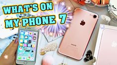 COSA C'É NEL MIO IPHONE 7 // What's on my IPHONE 7 | Lady Giorgia  Guarda il video qui: https://youtu.be/kkcSBinW580 L'app Clue, download gratis: https://xq5r.app.link/g41W3e6hwy