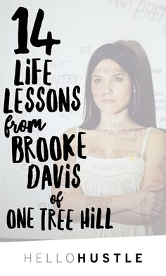 """BROOKE DAVIS IS GOING TO CHANGE THE WORLD SOMEDAY. AND I'M NOT EVEN SURE SHE KNOWS IT."" -- An Unkindness of Ravens"