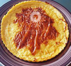 Maravilhas na Cozinha - Andreia Cambez: Tarte de Coco