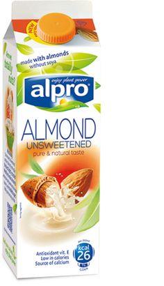 300ml Unsweetened Almond Milk