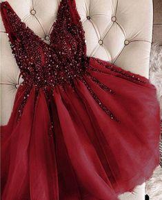 Backless Homecoming Dresses, Burgundy Homecoming Dresses, Hoco Dresses, Sexy Dresses, Evening Dresses, Girls Dresses, Formal Dresses, Dress Prom, Fashion Dresses