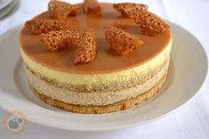 Modern Cakes, Torte Cake, Hungarian Recipes, Sweets Cake, Sweet And Salty, Cake Recipes, Cheesecake, Food And Drink, Cooking Recipes