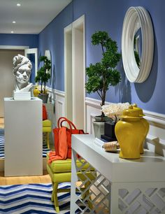 Into the blue with Plascon's Windblown