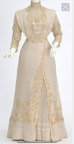 4 collective white dress victorian