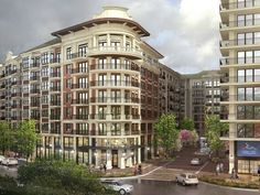 Another luxury mixed-use midrise development coming to Highland Village via @CultureMap Houston