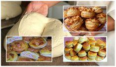 Máte radi pagáče? My veľmi a preto sme rozhodli zozbierať 11 najobľúbenejších receptov na pagáčiky v rôznych príchutiach a prevedeniach. Vyskúšajte napríklad voňavé maslové pagáčiky, tie s medvedím cesnakom, alebo mini pagáčiky bez kysnutia, hotové za par minút.ň Maďarské oškvarkové pagáče Potrebujeme: 1 kg hladkej múky preosiatej 2 balenia prášku do pečiva 20 dkg bravčovej... Pretzel Bites, Biscuits, Muffin, Bread, Breakfast, Milan, Basket, Crack Crackers, Morning Coffee