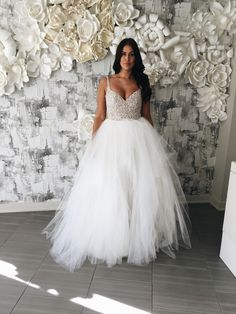 Come try on this gorgeous Blush by Hayley Paige gown, originally $3565, sale price of $1100 #bridalsale #calgarybridalshop #calgarybridalboutique Blush By Hayley Paige, Bridal Boutique, Formal Dresses, Wedding Dresses, Ball Gowns, Bridesmaid, Lace, Fashion, Dresses For Formal