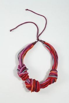 Fabric Necklaces | Find the Latest News on Fabric Necklaces at Glowing Doll: News and Reviews