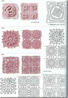 lots of motifs