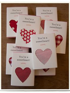 Easy Valentine's Day Crafts - Valentine's Day Craft Ideas - Country Living