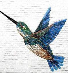 Mosaic #bird