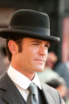 Yannick Bisson - oh my goodness:  thought he was SO cute in that way back hockey movie!