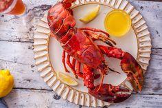 Lobster Dinner Menu