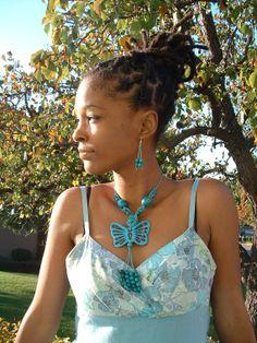 Tagua  long necklace rainforest seeds by OrganicjewelrybyAlli, $25.00