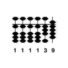 Shinichi Arita Illustration - とある会計事務所様の封筒やお名刺には会計士番号を表した「そろばん」のマーク。「これ何ですか?」のちょっ...