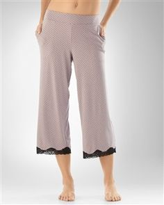 Best pj pants ever! Discover What's New In Women's Intimates - Intimate Clothing For Every Body - Soma Intimates