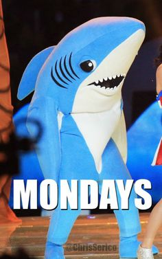 Same Mr. Left Shark! Same.