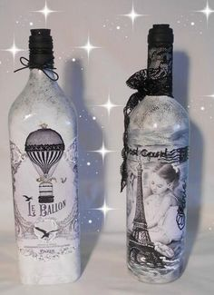 Owl wine bottle night light by nightlightsbylori on etsy art botellas blancas decoupage fotocopias 3 diy bottlebottle craftsbottle artwine solutioingenieria Images