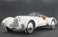 1931 Alfa Romeo 6C 1750