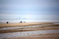 Blackpool Coastline by Stuart-Buchanan, via Flickr Blackpool, Explore, Beach, Water, Pictures, Photography, Outdoor, Gripe Water, Photos