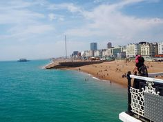 8 Brilliant Things to Do in One Day in Brighton - The Perfect Brighton Day Trip! 2 New Brighton Beach, Visit Brighton, Brighton Rock, Brighton Sussex, Brighton England, Back In Time, Back In The Day, Stuff To Do, Things To Do