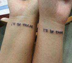 Friend Tattoo Design Ideas 18